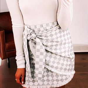 The LV Judith March skirt